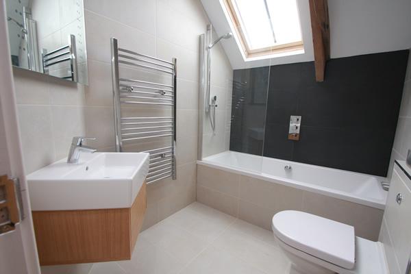 Devon barn conversions for sale orchard coombe barns for Barn conversion bathroom ideas