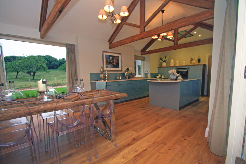 South Hams Barn Conversion